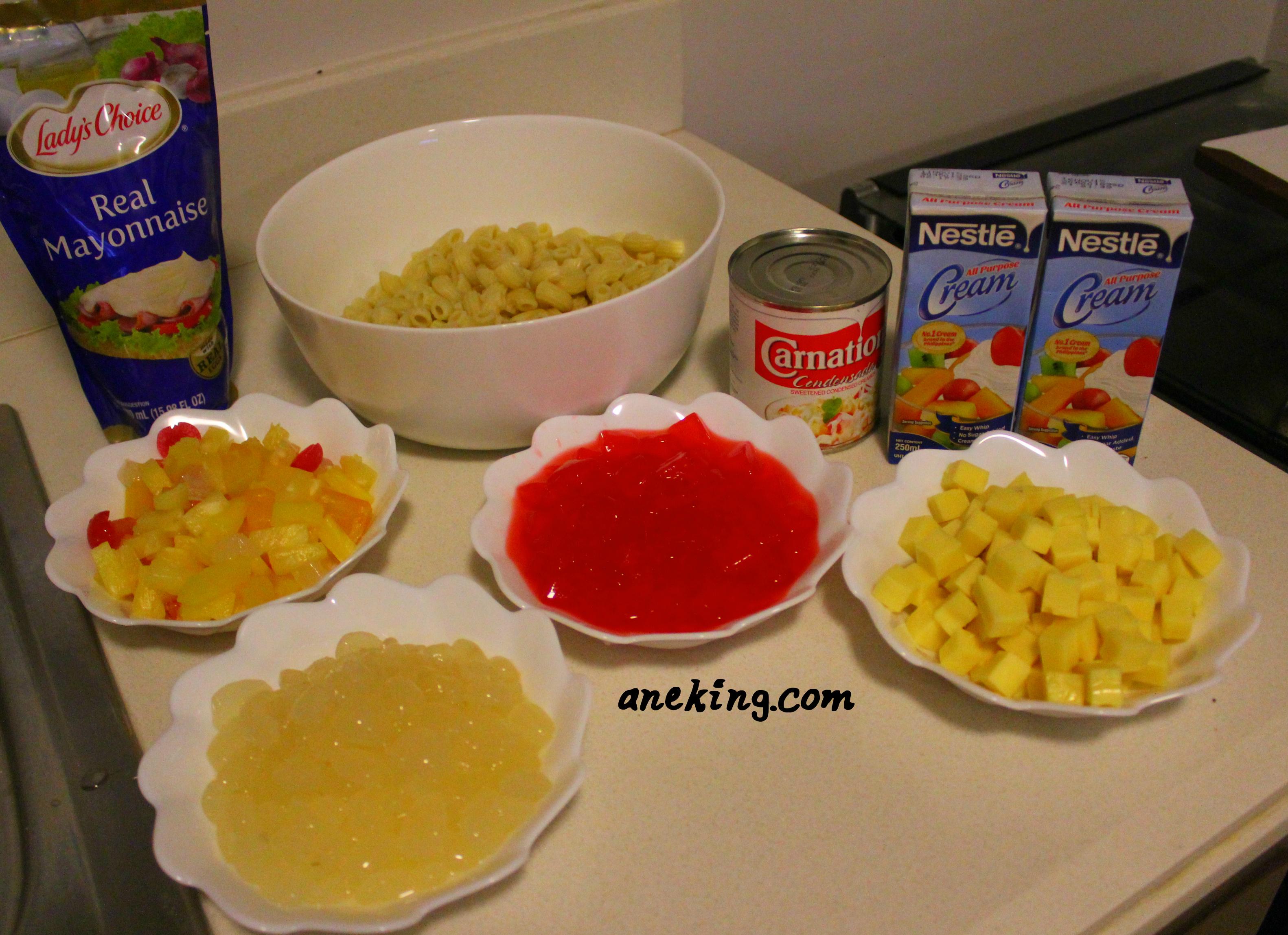 Macaroni Salad Recipe Lady's Choice